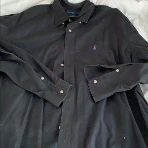 Men's Ralph Lauren button down xl